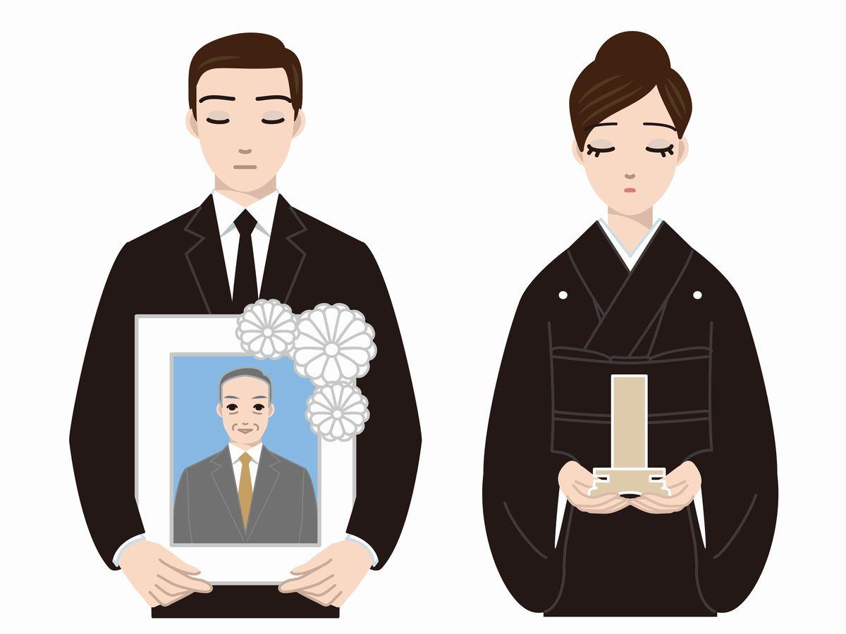 お葬式を取り仕切る「喪主」の役割と決め方 - シニアガイド